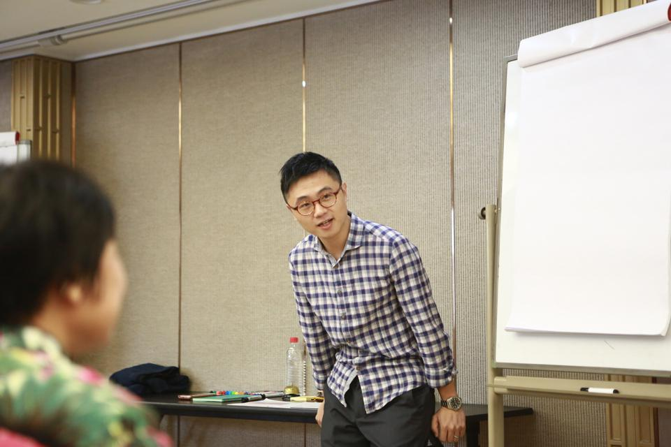 ICF认证课程北京